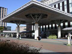 用も無いのに金沢駅西口に行ってみました。