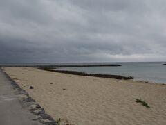 マエサトビーチ。