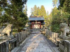 次に宇奈岐日女神社へ  湯布院があるのは  この日女のおかげという  伝説があるようです