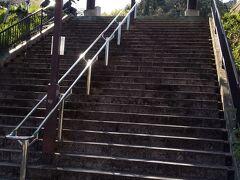 長谷寺駅から長谷寺までの行き方は まず駅前の左の階段を下に降ります。  話は変わりますが 長谷寺駅に到着してあることに気が付きました。 駅の周辺から「ほう ほけきょ」という鳴き声が 聞こえてきます。 どうやら鶯の鳴き声の様です。 家内が「駅で鶯の鳴き声の放送を流しているのかしら?」 と言っていますので私は耳を澄ませてみました。 すると「ほう ほけきょ」という鳴き声は駅の周辺全体から 聞こえて来ます。 ※鶯の鳴き声を「ほう ほけきょ」と鳴き声を表現するようになった のは江戸時代からだそうです。 そこには、仏教の影響があり 「法華経(ほけきょう)を意識しているということです。  「これは懐かしい!本物の鶯の声を聞くなんて何年振りだろう。」 鶯は自然と水が清らかな環境にだけ生息できる野鳥です。 長谷寺には深山の初瀬山があり、水の清い初瀬川が流れています。 このあたりは万葉の古代より 「こもりく初瀬の山は、いでたちのよろしき山、走りでのよろしき山 こもりくの初瀬の山はあやにうら麗(ぐわ)し、あやにうら麗(ぐわ)し」 (日本書紀) と歌われていた私たち日本人のこころに残る美しい故里のひとつです。
