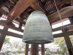東大寺、鐘楼。