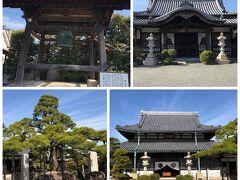続いて花岳寺へ。ここは浅野家の菩提寺。浅野家や義士のお墓もあります。