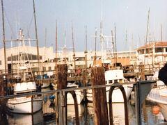 1981年 サンフランシスコのウォーターフロント北部に位置する、フィッシャーマンズワーフ