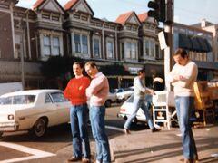 1981年 サンフランシスコ 偶然迷い込んだ、ゲイやレズビアンの多く住む、カストロ地区