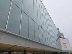天気が悪いので、美術館をはしご。