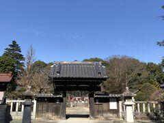 最後に天台宗別格本山元三大師安楽寺へ。