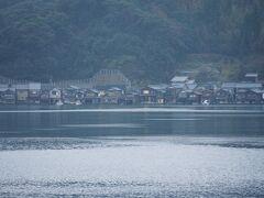 写真でよく見る「伊根の舟屋群」