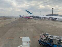 4ヶ月ぶりの日本です。