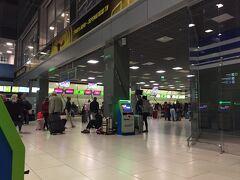 キエフ ジュリャーヌィ国際空港