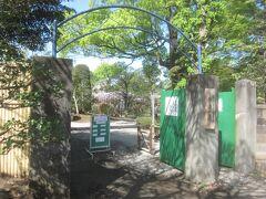 こちらが藤花園さんの入口