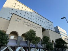 今夜の宿は駅近くのホテル・テラス・ザ・スクエア日立さんです。