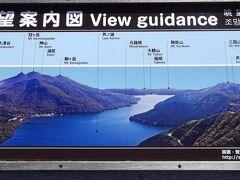芦ノ湖展望公園(ベンチあり)