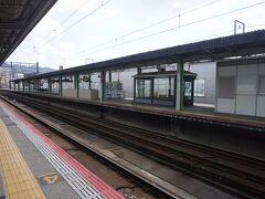 ●JR三原駅  今から福山に向かいます。 昨日は、どんどん西へ向かいましたが、今日は、大阪へ帰るために、どんどん東へ向かいます。