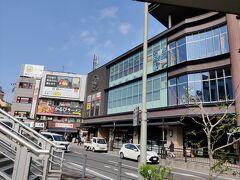 3月19日(金) 小田急線で小田原駅に到着。 ここからバスに乗り換えです。