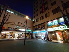 今宵の宿は、上田駅のエスカレーターを降りるとすぐ脇にある「OYO 上田ステーションホテル」にお世話になります! 1泊3900円という安さでこの立地は、鉄道旅にはピッタリの宿そのもの。スタッフさんの対応もとても良かったです。