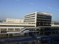 伊丹空港に6:15ごろ到着
