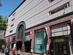 つづいては仙台三越へやってきました。 外観が元新宿三越っぽい?
