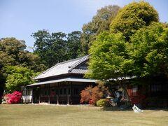 旧秋元別邸 古民家風で素敵