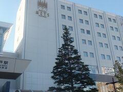 八戸駅ホテルメッツ