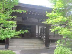 高台にあったのは長禅寺 先ほど守谷で訪れた長龍寺と同様に、こちらのお寺も平将門が創建したといわれていますが、臨済宗のお寺です