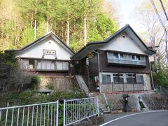 本日のお宿はここ。  「松の湯温泉 松渓館」