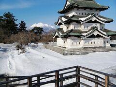 最後に弘前城へ.