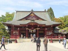 笠間稲荷神社は日本3大稲荷の1つ。 初詣のときは参拝客は300万人と茨城県では一番多いそうです。