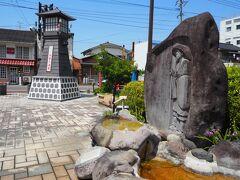 日奈久と言えばこのあたりの写真が出てくる、という感じの、シンボル的な場所。 ここにはくまモンも居たのだが、それは別の旅行記にまとめたので、後日。