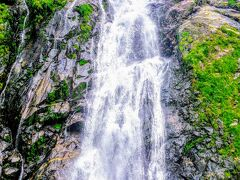 【屋久島 大川の滝】 鹿児島  2013年8月  屋久島最大の滝ですね…