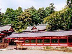 【霧島神宮】 鹿児島  2013年8月  ニニギノミコトが祀られているそうです…