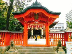 平安時代に山城国(現在の京都府)に御創された後、5度程の遷座を経て今の地に落ち着いています。