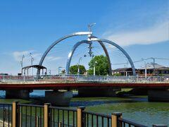 11:25 「古利根公園橋」