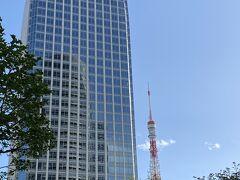 グリーンヒルズ森タワーのビルが見えてくるので ビルの方に右折