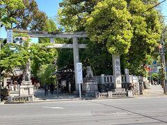 「秩父神社」。 武蔵国四宮で秩父地方の総鎮守として崇拝を集めてきました。
