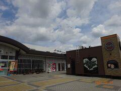 豊田上郷サービスエリアの上り線