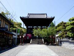 牡丹と中将姫で有名な當麻寺