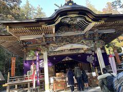 宝登山神社は木の彫刻が素晴らしい!