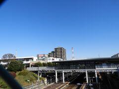 相鉄線のいずみ野駅です。  次は、横根稲荷神社に行きますが、その途中にこの駅があります。