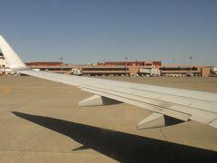 9時50分、 青森空港に着陸。