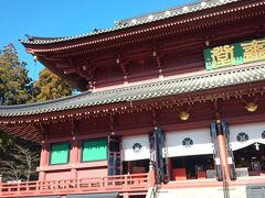 輪王寺はすっかりきれいになってました