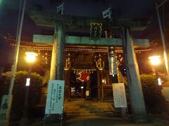 櫛田神社をお参りしていきましょう。