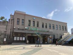 JR上野駅。ひっさしぶり!