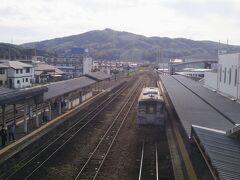 令和3年4月下旬。島根県からの帰途、広島県の三次市に滞在した。 備後落合で乗車した列車は16時過ぎにJR三次駅に到着した。