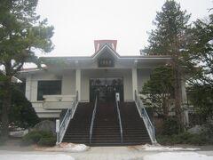 因みにこのお寺、本堂はこんないでたちでいかにも大和民族としての歴史が浅い北海道らしいお寺の佇まい。