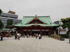 神田明神へお参りしました。