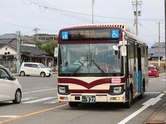 京福バスで東尋坊へ