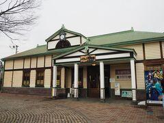 七日町駅から鶴ヶ城までもバスは走ってますが、街を散策しながらお城を目指します