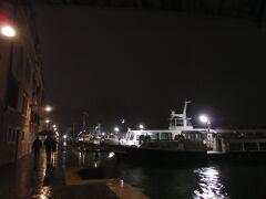 ブラーノ島の観光を終えて、ベネチア本島へと戻ってきました。着いたのはF.te Nove という乗り場。