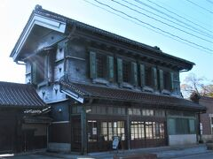 「蔵の町」でもある喜多方の町並みも散策し、