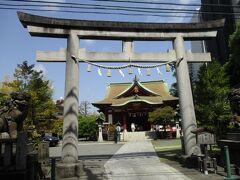 正徳2年(1712) 権現山の崩壊により、金蔵院の境内に遷座し、明治維新の神仏分離により独立し、郷社となりました。